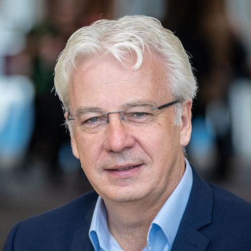 Profile photo for Professor James McLaughlin